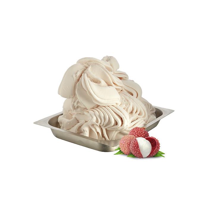 Gelq.it | LYCHEE PASTE Rubicone | Italian gelato ingredients | Buy online | Fruit ice cream pastes