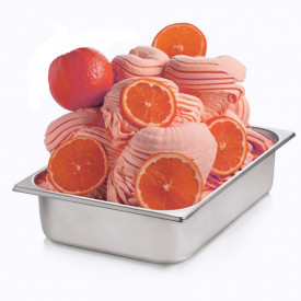Gelq.it | PINK GRAPEFRUIT PASTE Rubicone | Italian gelato ingredients | Buy online | Fruit ice cream pastes