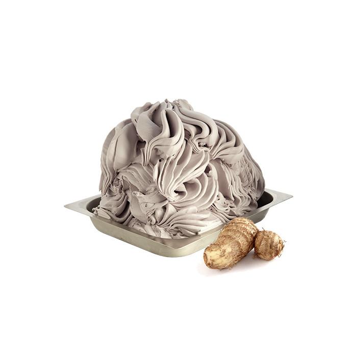 Gelq.it   TARO PASTE Rubicone   Italian gelato ingredients   Buy online   Fruit ice cream pastes