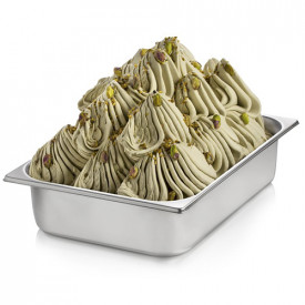Gelq.it | BASE READY PISTACHIO Rubicone | Italian gelato ingredients | Buy online | Complete ice cream white bases