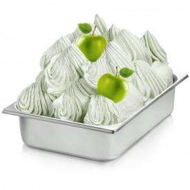 Prodotti per gelateria | Acquista online su Gelq.it | BASE PRONTO MELA VERDE di Rubicone. Basi complete gelato frutta.