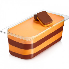 Gelq.it | ORANGE CREMINO Rubicone | Italian gelato ingredients | Buy online | Cremino
