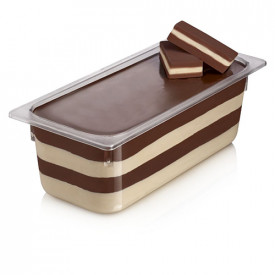 Italian gelato ingredients | Ice cream products | Buy online | CHOCOLATE HAZELNUT CREMINO Rubicone on Cremino