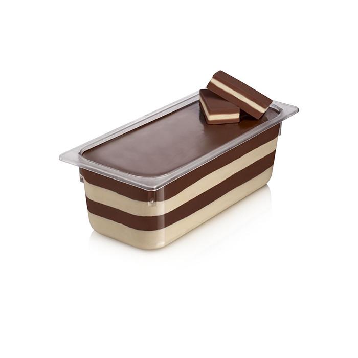 Italian gelato ingredients | Ice cream products | Buy online | CHOCOLATE HAZELNUT CREMINO Rubicone on Cremino