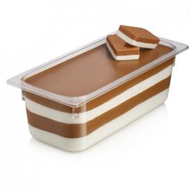 Gelq.it | CARAMEL CREMINO Rubicone | Italian gelato ingredients | Buy online | Cremino