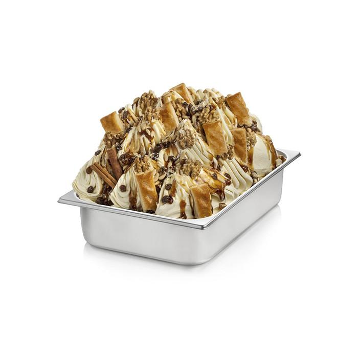 Prodotti per gelateria | Acquista online su Gelq.it | VARIEGATO APPLE PIE di Rubicone. Creme croccanti per gelato.