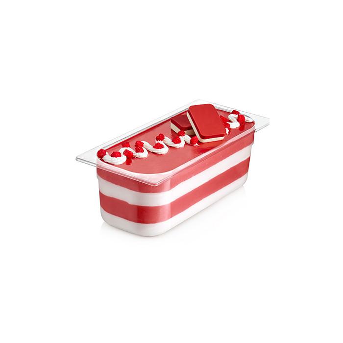 Prodotti per gelateria | Acquista online su Gelq.it | CREMINO RED VELVET E GRANELLA di Rubicone. Cremini per gelato.