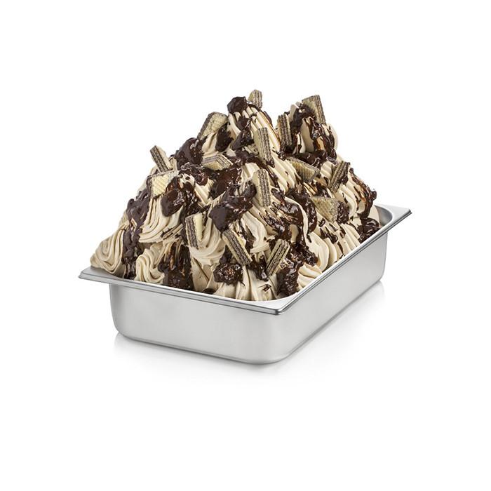 Prodotti per gelateria | Acquista online su Gelq.it | VARIEGATO WAFER di Rubicone. Creme croccanti per gelato.