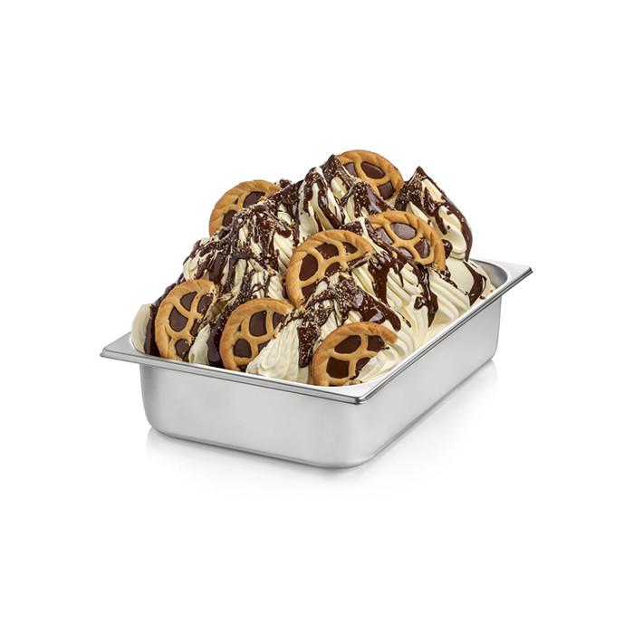 Prodotti per gelateria | Acquista online su Gelq.it | VARIEGATO CIOCCOTELLA di Rubicone. Creme di nocciola per gelato.