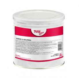 Italian gelato ingredients | Ice cream products | Buy online | PEACH ORANGE CREAM Toschi Vignola on Fruit ripples
