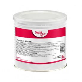 Italian gelato ingredients | Ice cream products | Buy online | RASPBERRY CREAM Toschi Vignola on Fruit ripples