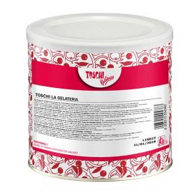 Italian gelato ingredients   Ice cream products   Buy online   BRIGHT CHERRY VARIEGATED Toschi Vignola on Fruit ripples