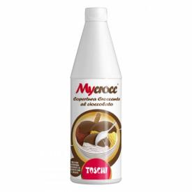 Prodotti per gelateria | Acquista online su Gelq.it | TOPPING MYCROCC CIOCCOLATO 900 G di Toschi Vignola. Topping per gelato.