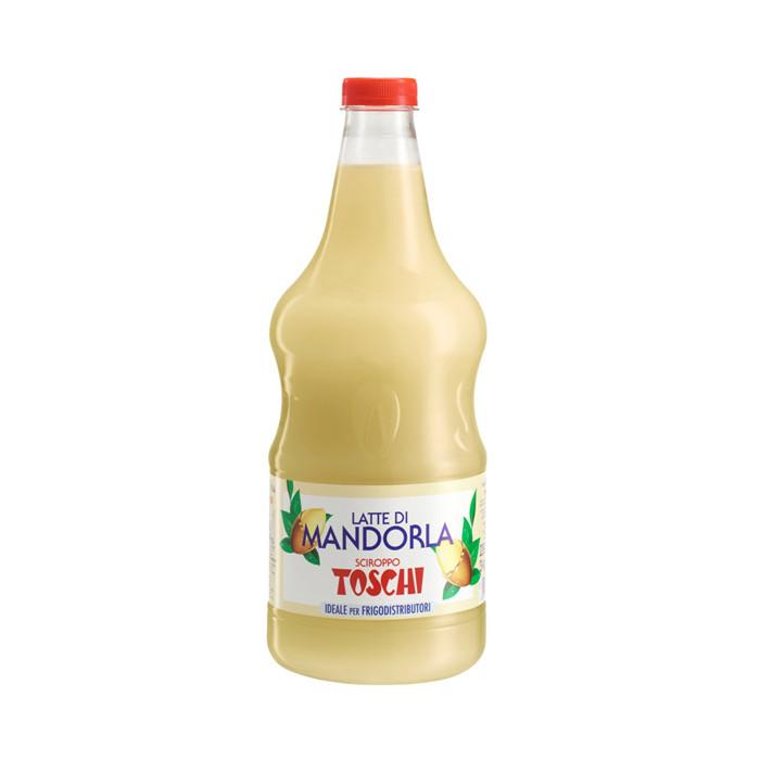 Gelq.it | ALMOND MILK SYRUP Toschi Vignola | Italian gelato ingredients | Buy online | Syrups
