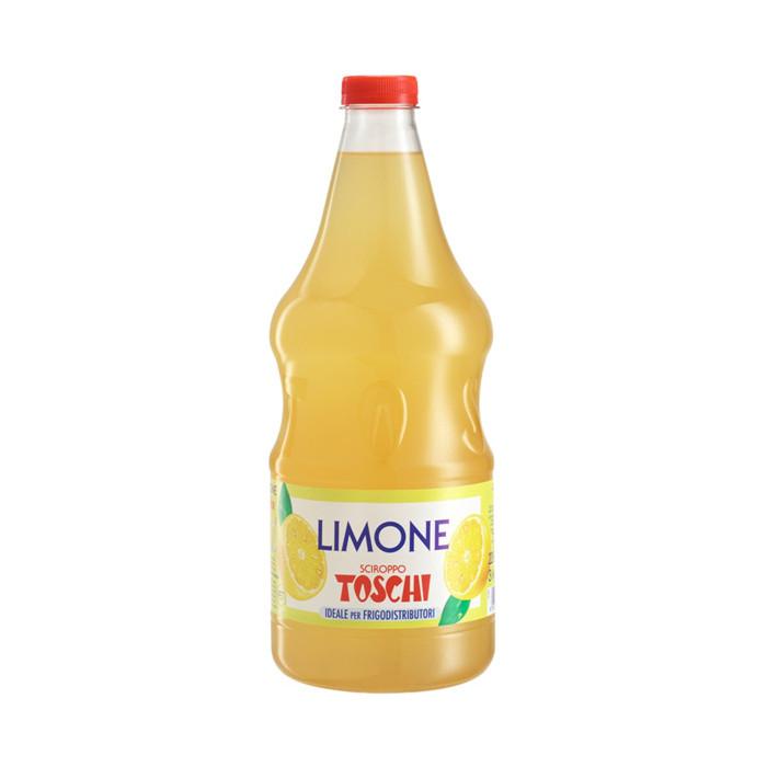 Gelq.it | LEMON SYRUP Toschi Vignola | Italian gelato ingredients | Buy online | Syrups