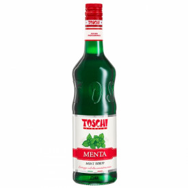 Gelq.it | MINT SYRUP Toschi Vignola | Italian gelato ingredients | Buy online | Syrups