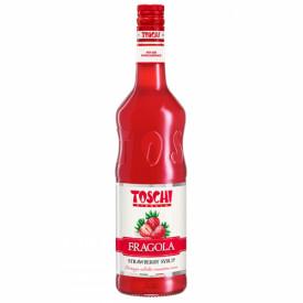 Gelq.it | STRAWBERRY DENSE SYRUP Toschi Vignola | Italian gelato ingredients | Buy online | Syrups