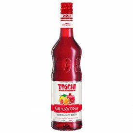 Gelq.it | GRENADINE SYRUP Toschi Vignola | Italian gelato ingredients | Buy online | Syrups