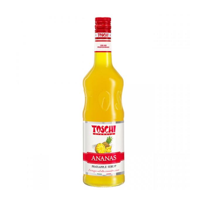 Gelq.it | PINEAPPLE SYRUP Toschi Vignola | Italian gelato ingredients | Buy online | Syrups