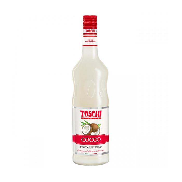 Gelq.it | COCONUT SYRUP Toschi Vignola | Italian gelato ingredients | Buy online | Syrups