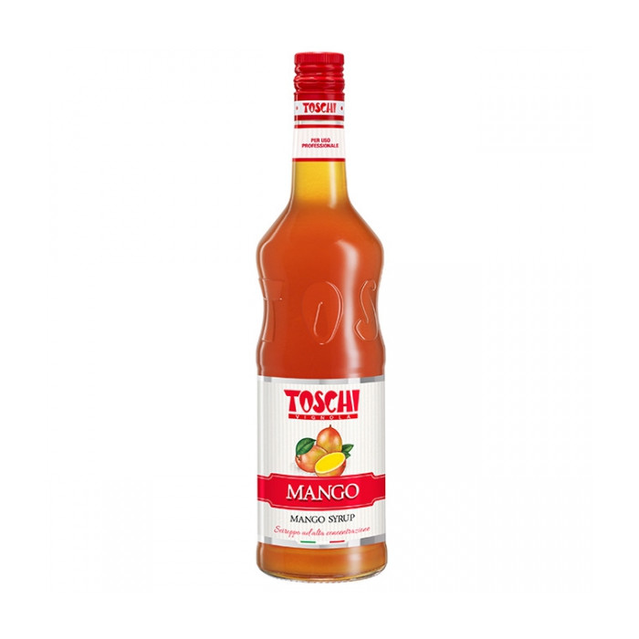 Gelq.it | MANGO SYRUP Toschi Vignola | Italian gelato ingredients | Buy online | Syrups