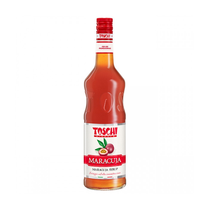 Gelq.it | MARACUJA SYRUP Toschi Vignola | Italian gelato ingredients | Buy online | Syrups