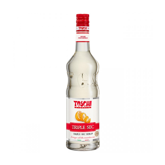 Gelq.it | SYRUP TRIPLE SEC Toschi Vignola | Italian gelato ingredients | Buy online | Syrups