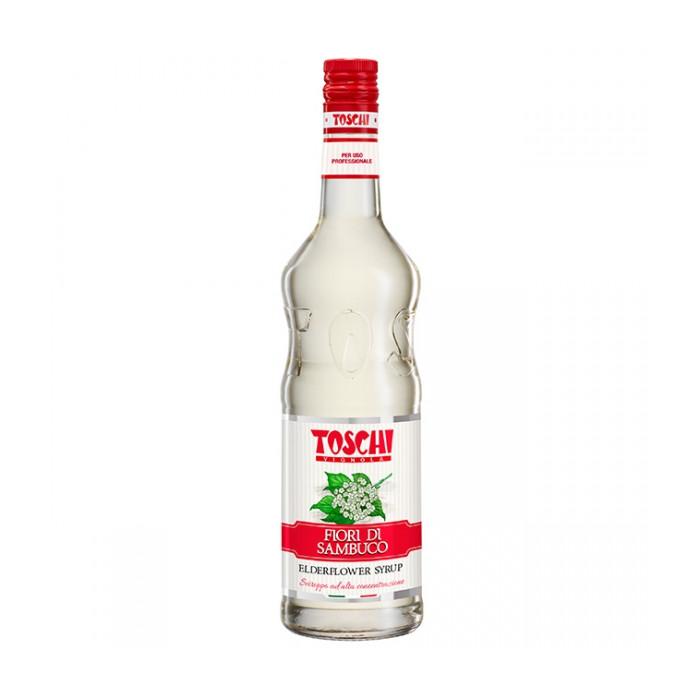Gelq.it | ELDERBERRY SYRUP Toschi Vignola | Italian gelato ingredients | Buy online | Syrups