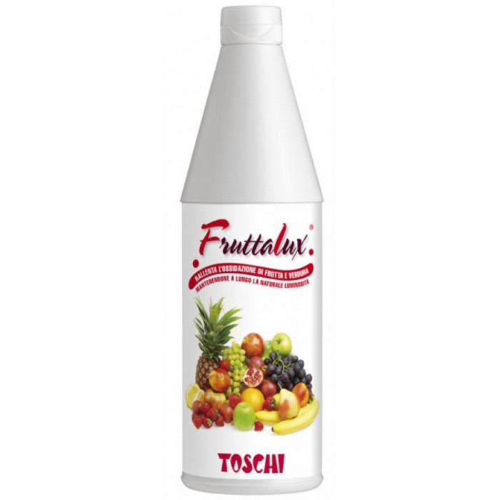 Prodotti per gelateria | Acquista online su Gelq.it | GLASSA NEUTRA FRUTTALUX 900 G di Toschi Vignola. Topping per gelato.