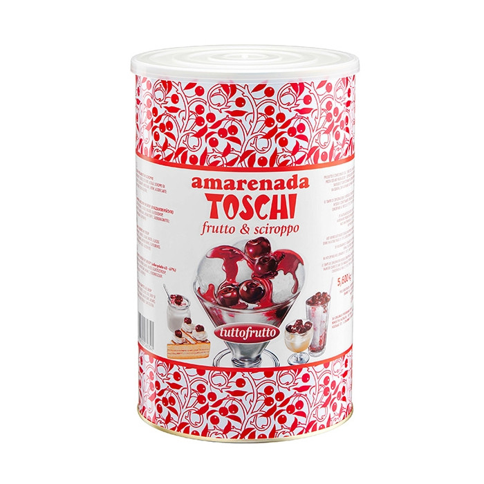 Prodotti per gelateria | Acquista online su Gelq.it | AMARENADA 18/20 (6 X 2,75 KG) di Toschi Vignola. Variegati Frutta per gela