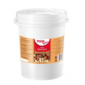 Prodotti per gelateria | Acquista online su Gelq.it | PASTA GRAN NOCCIOLA PURA TONDA GENTILE TRILOBATA  Toschi Vignola in Paste