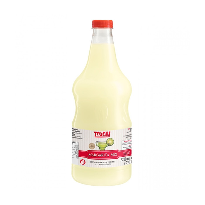 Gelq.it | MARGARITA SYRUP Toschi Vignola | Italian gelato ingredients | Buy online | Syrups