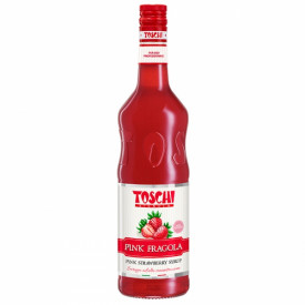 Gelq.it | PINK STRAWBERRY SYRUP-MILK FRIENDLY Toschi Vignola | Italian gelato ingredients | Buy online | Syrups