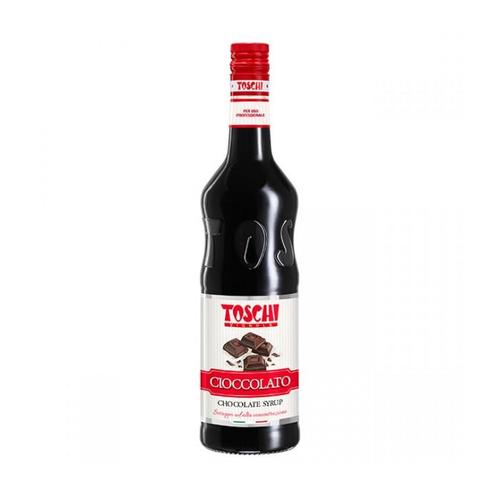 Prodotti per gelateria | Acquista online su Gelq.it | SCIROPPO CIOCCOLATO di Toschi Vignola. Sciroppi per granita.