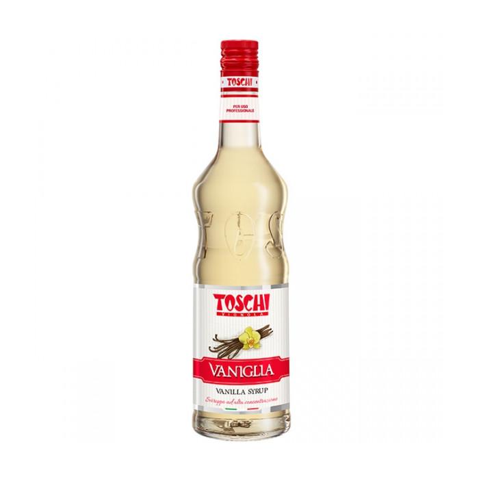 Gelq.it | VANILLA SYRUP Toschi Vignola | Italian gelato ingredients | Buy online | Syrups