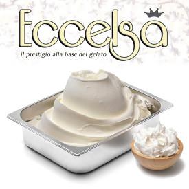Gelq.it | BASE ECCELSA Leagel | Italian gelato ingredients | Buy online | Ice cream bases 100