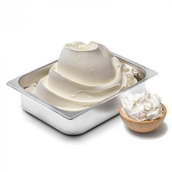 Gelq.it | BASE CUOR DI PANNA 50 COLD PROCESS Leagel | Italian gelato ingredients | Buy online | Ice cream bases 50 cold process