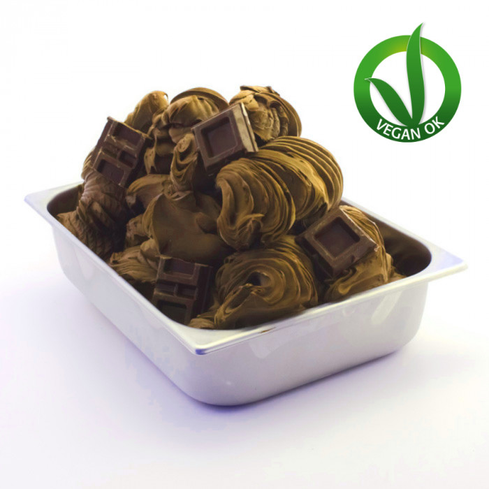 Gelq.it | SOY BASE COCOA WITH FRUCTOSE Leagel | Italian gelato ingredients | Buy online | Complete ice cream white bases