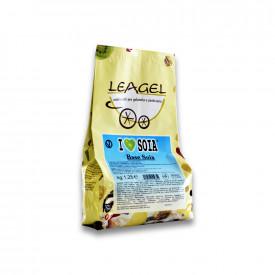 Prodotti per gelateria | Acquista online su Gelq.it | BASE SOIA ALLA VANIGLIA CON BACCHE CON FRUTTOSIO di Leagel. Basi complete