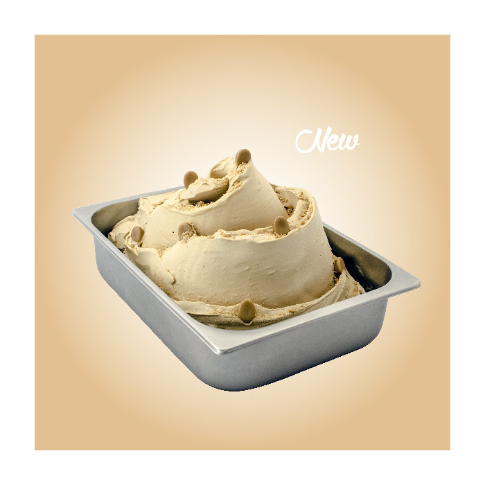 Gelq.it   EASY BASE WITH SALTED CARAMEL Leagel   Italian gelato ingredients   Buy online   Complete ice cream white bases
