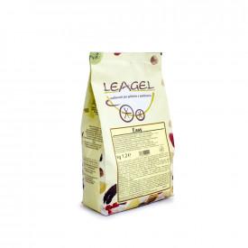 Prodotti per gelateria | Acquista online su Gelq.it | BASE EASY FRAGOLA CON PEZZI di Leagel. Basi complete gelato frutta.