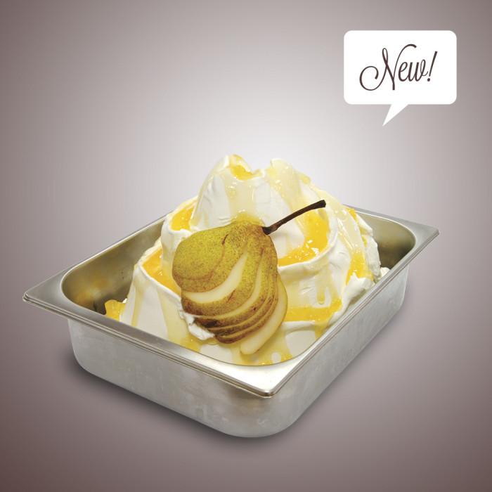 Prodotti per gelateria | Acquista online su Gelq.it | BASE EASY PERA di Leagel. Basi complete gelato frutta.