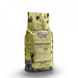 Prodotti per gelateria | Acquista online su Gelq.it | GRANELLA CUORE di Leagel. Decorazioni per gelato artigianale.