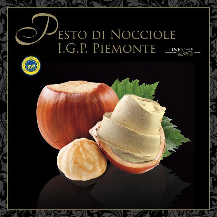 Gelq.it | PIEDMONT IGP HAZELNUT PESTO-GOLD LINE Leagel | Italian gelato ingredients | Buy online | Nuts ice cream pastes