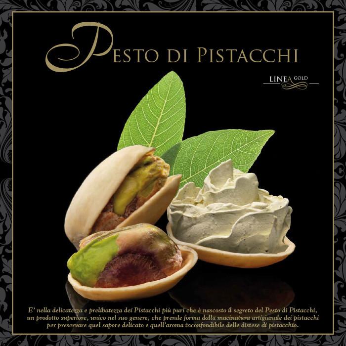 Prodotti per gelateria | Acquista online su Gelq.it | PESTO DI PISTACCHI - LINEA GOLD di Leagel. Paste grasse.