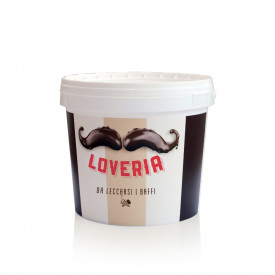Italian gelato ingredients | Ice cream products | Buy online | CLASSIC LOVERIA CREAM Leagel on Cremino