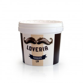 Prodotti per gelateria | Acquista online su Gelq.it | CREMA LOVERIA FONDENTE di Leagel. Cremini per gelato.