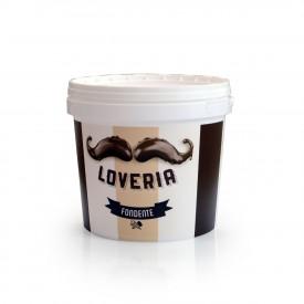 Gelq.it | LOVERIA DARK CREAM Leagel | Italian gelato ingredients | Buy online | Cremino