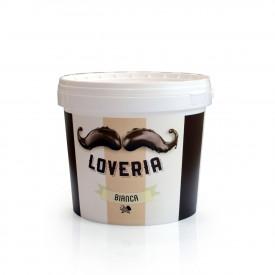 Prodotti per gelateria | Acquista online su Gelq.it | CREMA LOVERIA BIANCA di Leagel. Cremini per gelato.