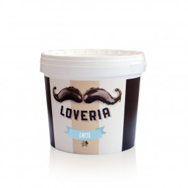 Prodotti per gelateria | Acquista online su Gelq.it | CREMA LOVERIA LATTE di Leagel. Cremini per gelato.
